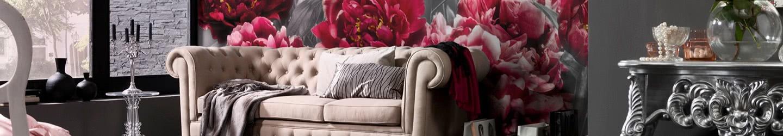 Fototapeten für das Wohnzimmer online kaufen