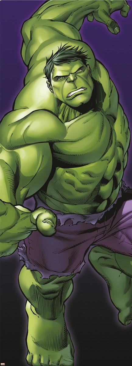 """Fototapeten National Geographic : , National Geographic und Melli Mello. Fototapete """"Hulk"""" von Komar"""