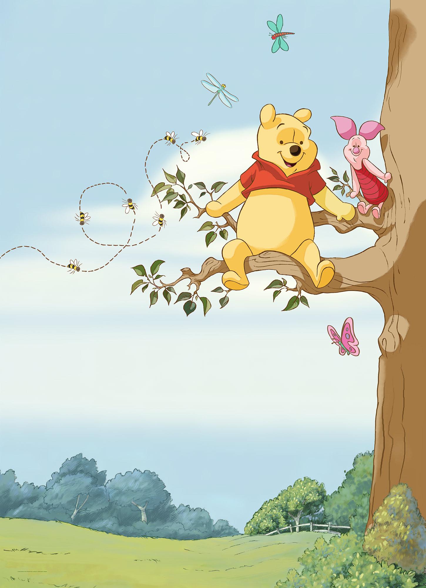 Winnie Pooh Himmel