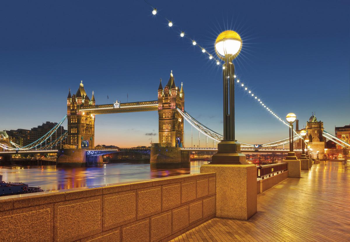 """Fototapeten National Geographic : National Geographic und Melli Mello. Fototapete """"Tower Bridge"""" von"""