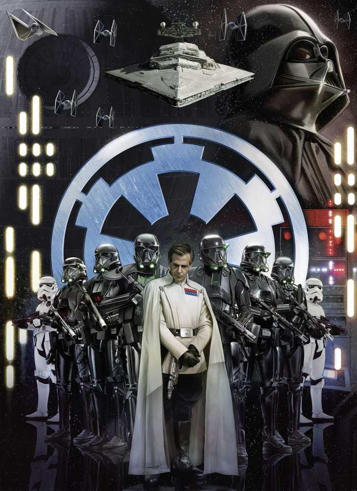 Digitaldrucktapete Star Wars Empire