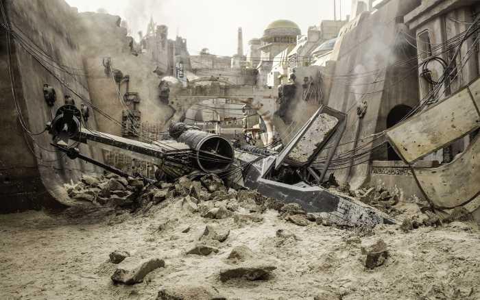 Digitaldrucktapete Star Wars X-Wing