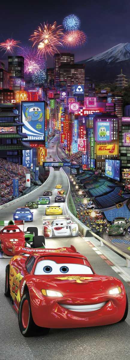 Fototapete Cars Tokyo