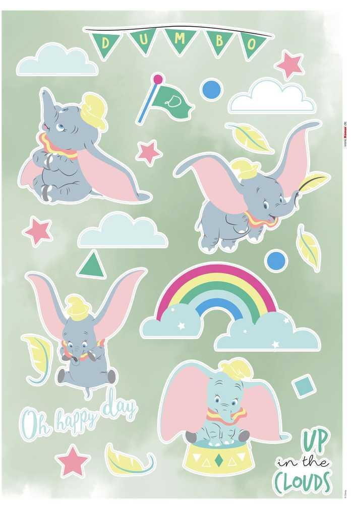 Wandtattoo Dumbo Daydream