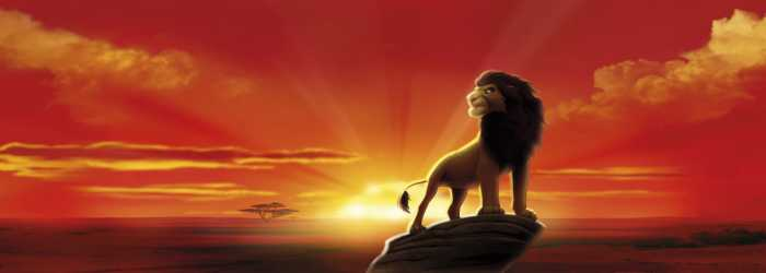 Fototapete The Lion King