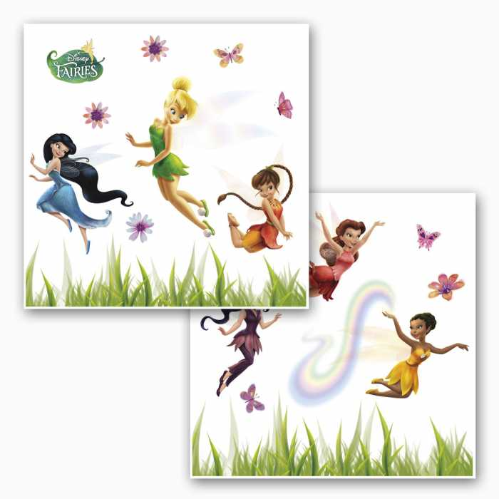 Fenstersticker Fairies