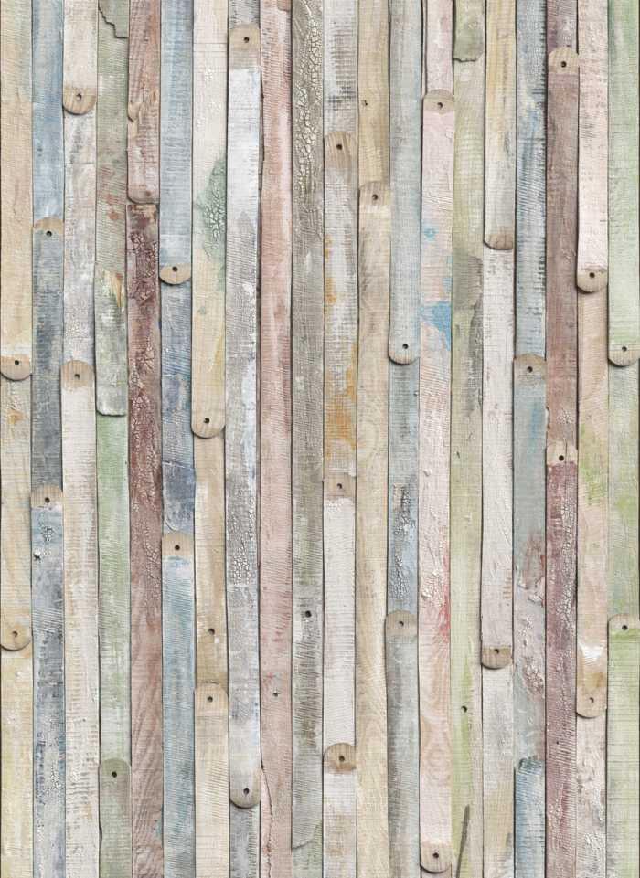 Fototapete Vintage Wood