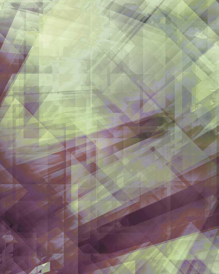 Digitaldrucktapete Refraction