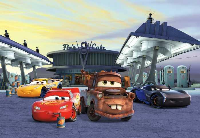 Fototapete Cars3 Station