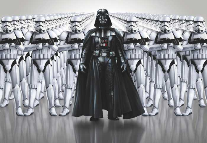 Fototapete Star Wars Imperial Force