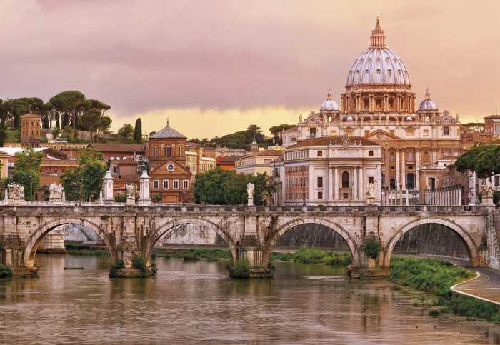 Fototapete Rome