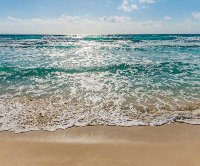 Digitaldrucktapete Seaside
