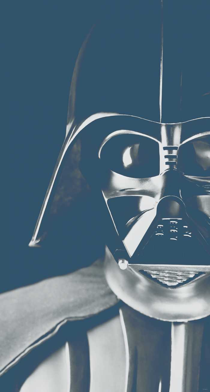 Digitaldrucktapete Star Wars Classic Icons Vader