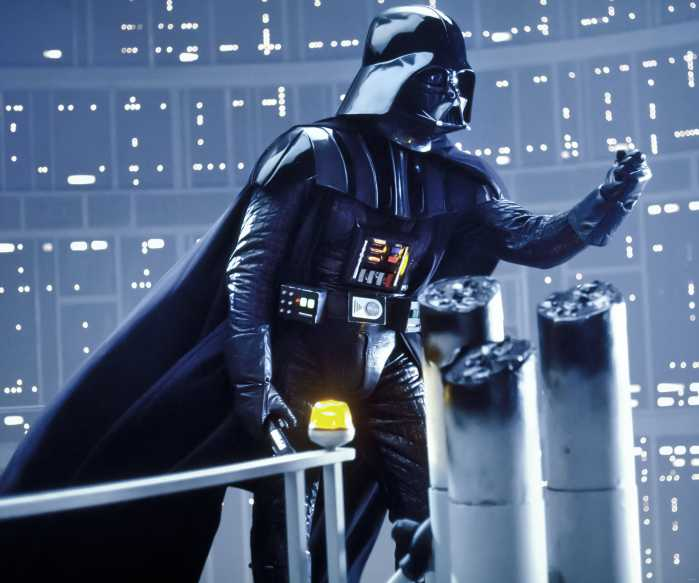 Digitaldrucktapete Star Wars Classic Vader Join the Dark Side