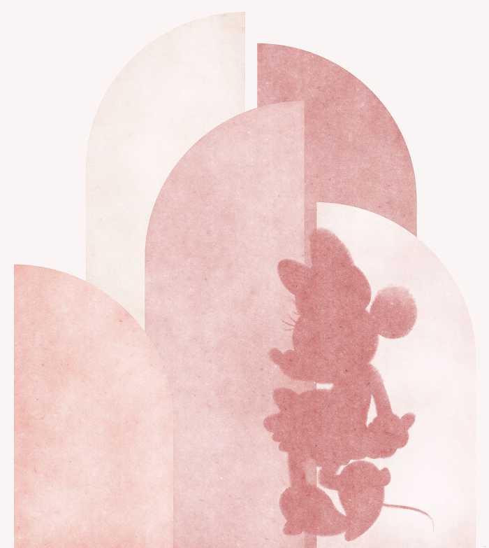 Digitaldrucktapete Minnie Creative Aesthetic