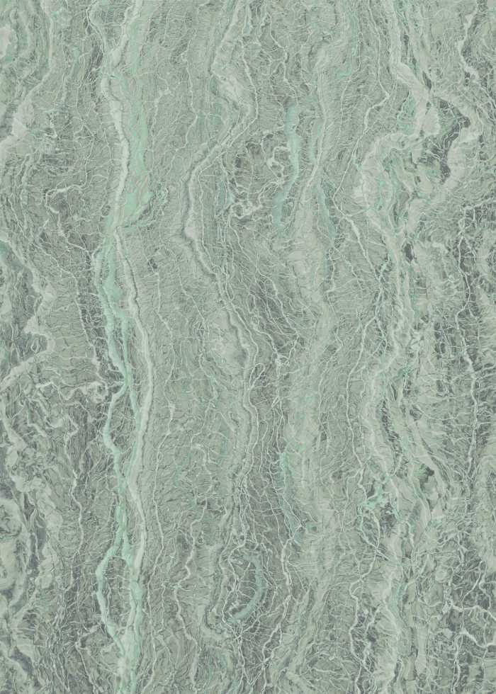Digitaldrucktapete Marble Mint