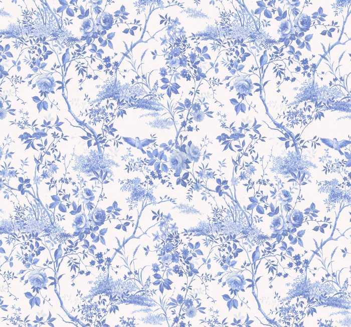 Digitaldrucktapete Charming Bloom