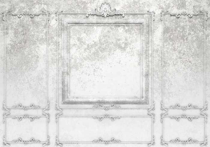 Digitaldrucktapete Patina Panels