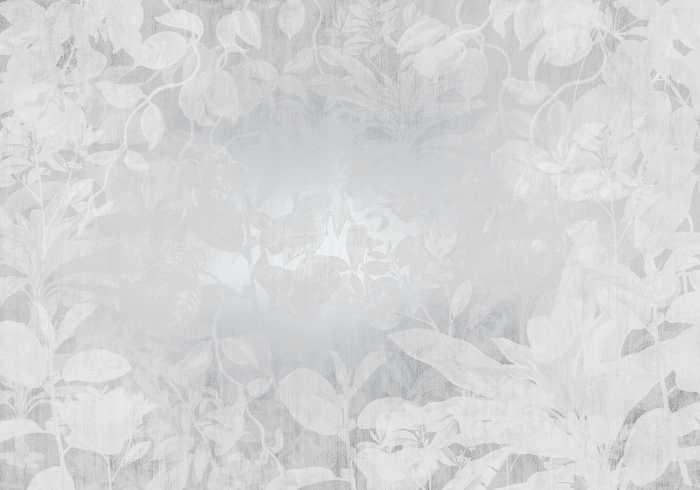 Digitaldrucktapete Flora