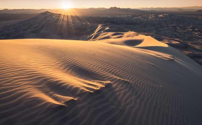 Digitaldrucktapete Mojave Heights