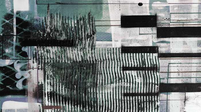 Digitaldrucktapete Fringe Upswept