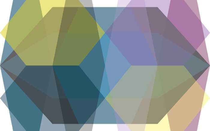 Digitaldrucktapete Gem Stone Diamond