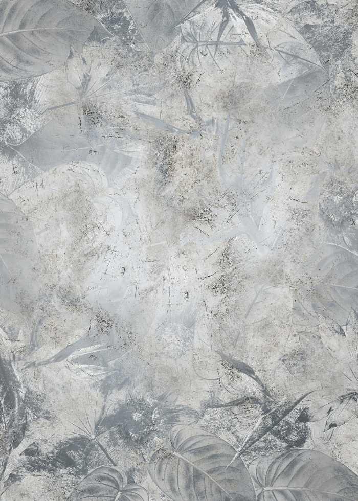 Digitaldrucktapete Flower Fossil