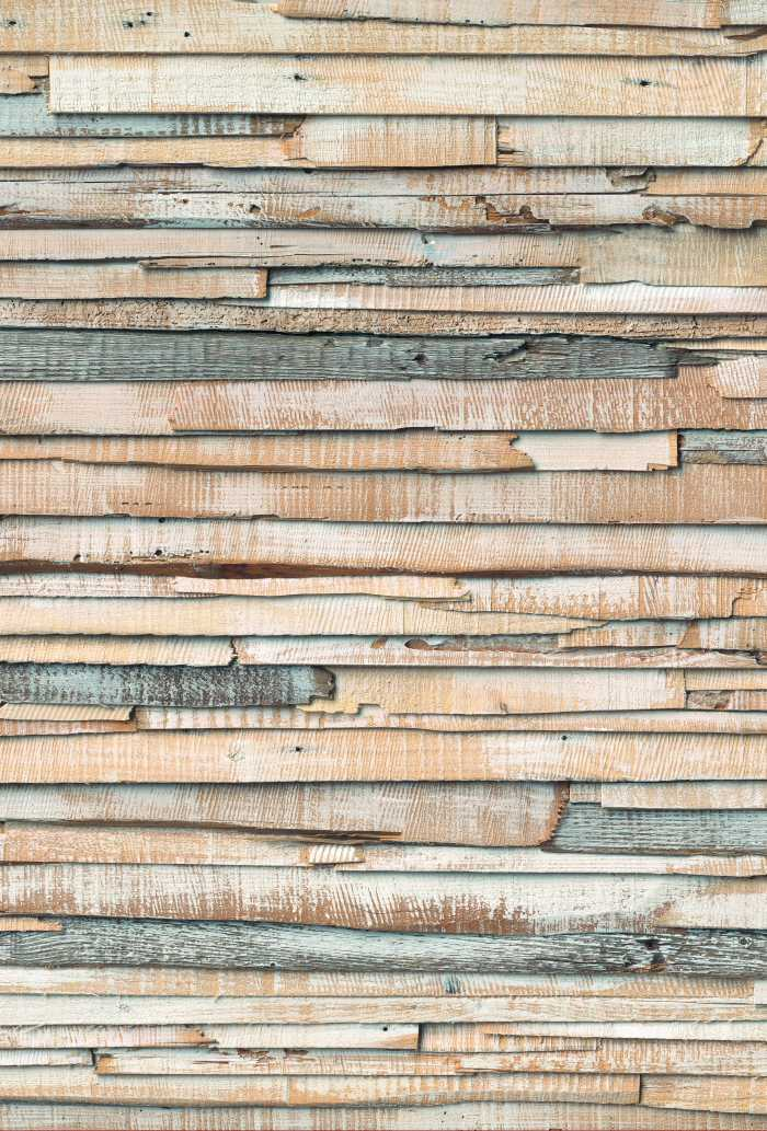 Panel Whitewashed Wood