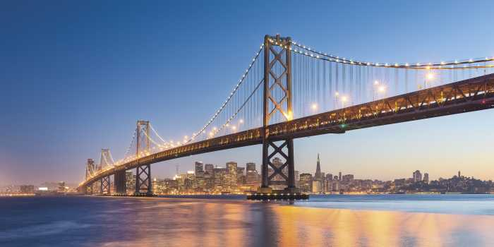 Panel Spectacular San Francisco