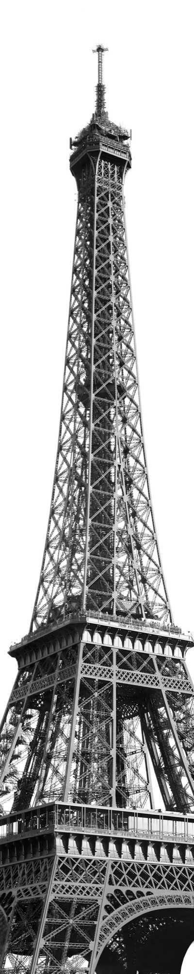 Digitaldrucktapete Tour Eiffel