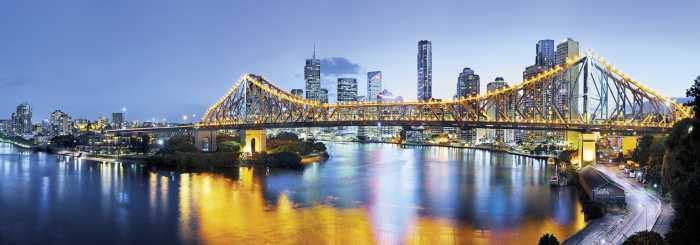 Digitaldrucktapete Brisbane