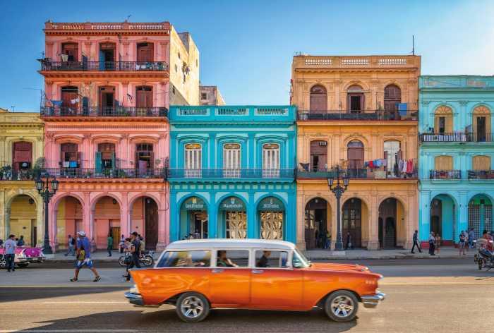Vliestapete Havanna