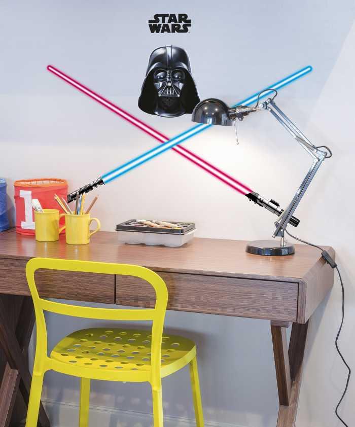 Wandtattoo Darth Vader