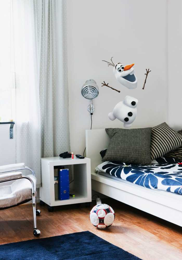 Wandtattoo Frozen Olaf