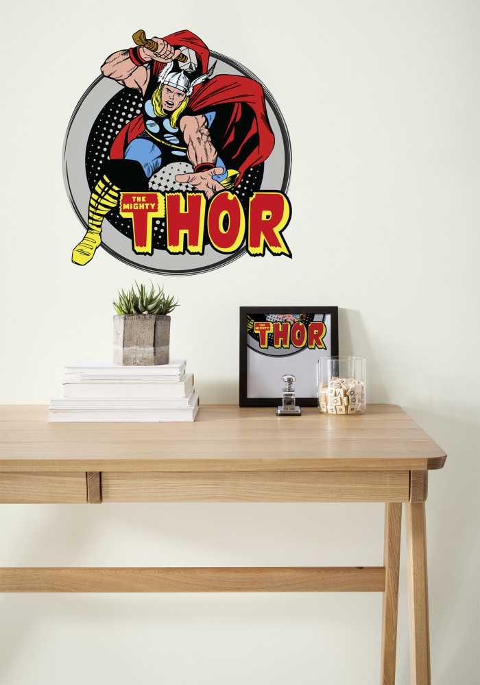 Wandtattoo Thor Comic Classic