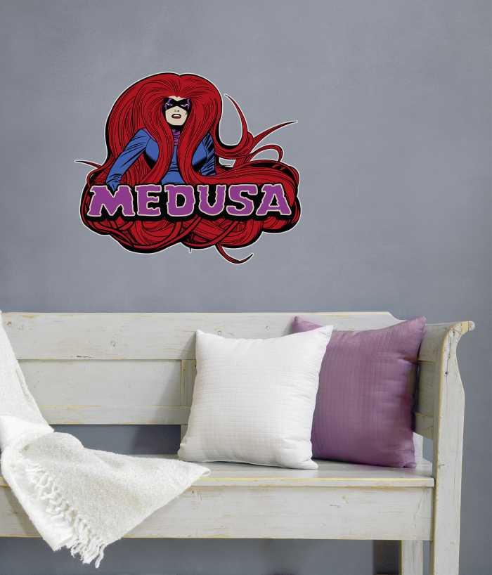 Wandtattoo Medusa Comic Classic
