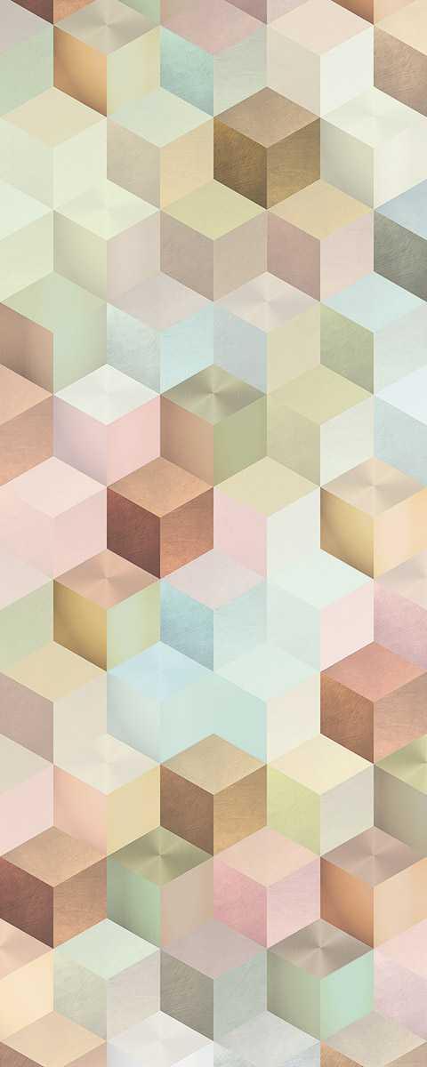 Panel Cubes Panel