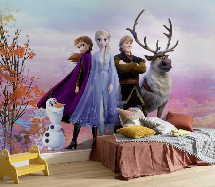 Fototapete Frozen Iconic
