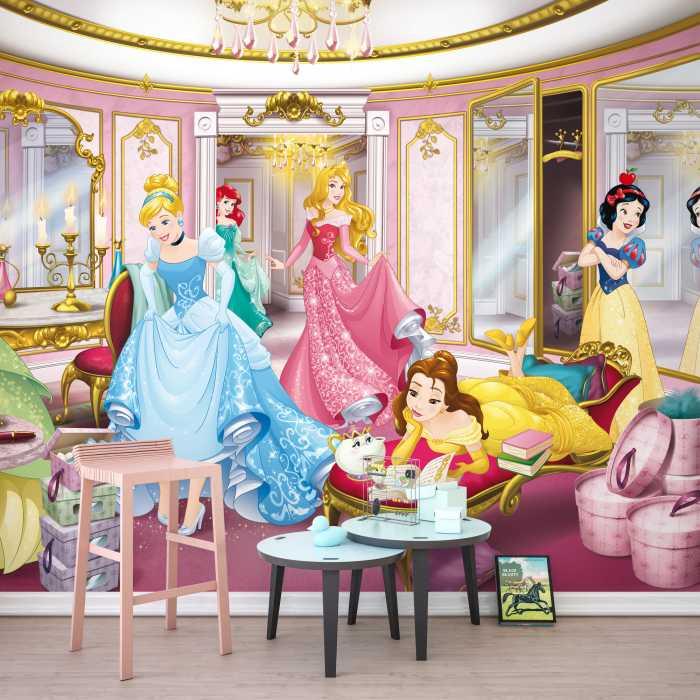 Fototapete Disney Princess Mirror