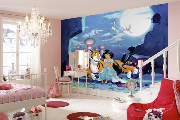 Fototapete Waiting for Aladdin