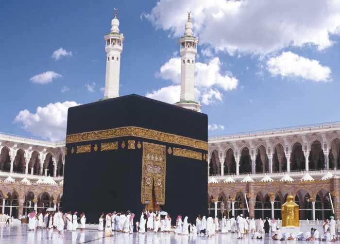 Fototapete Kaaba