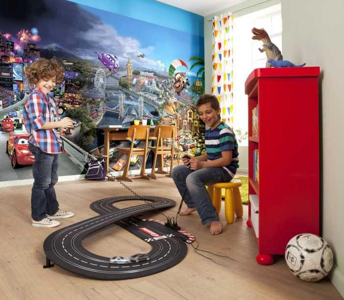 Fototapete Cars World