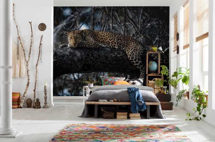Digitaldrucktapete Panthera
