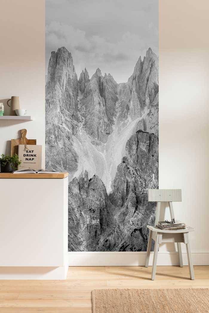 Digitaldrucktapete Peaks