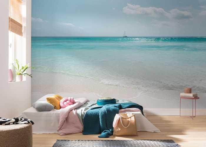 Digitaldrucktapete Azur Ocean