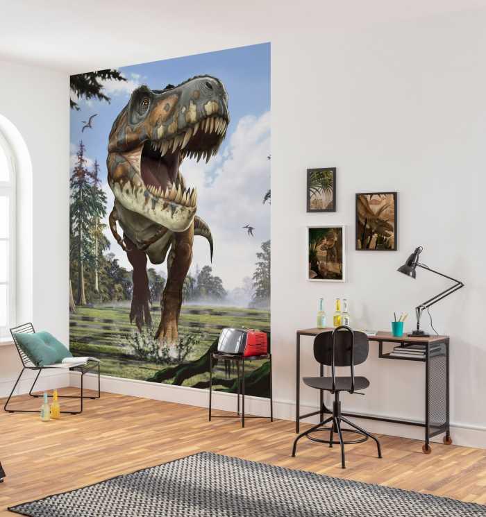 Vliestapete Tyrannosaurus Rex