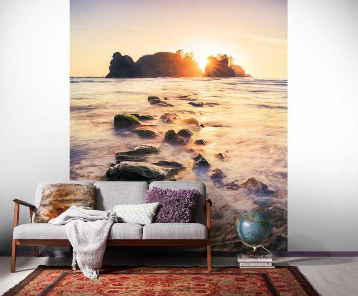 Digitaldrucktapete Island Dreaming