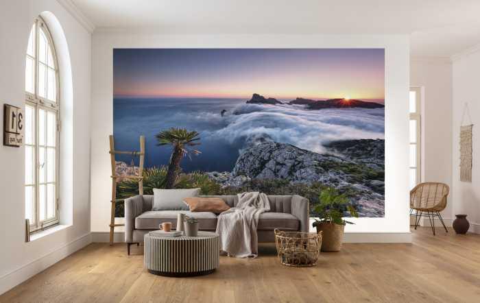 Digitaldrucktapete Island Paradise