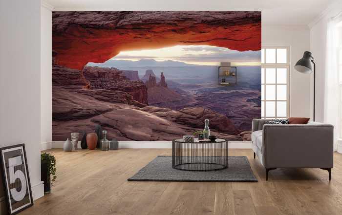 Digitaldrucktapete Mesa Arch