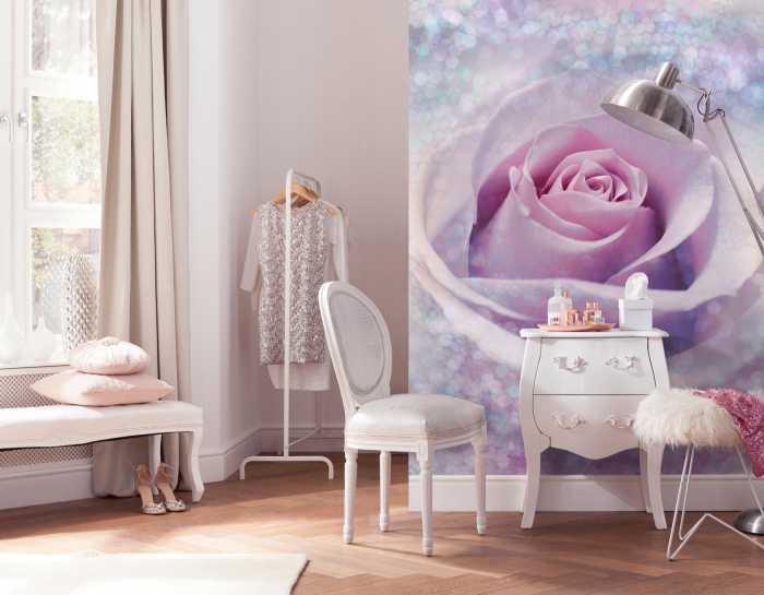 Vliestapete Delicate Rose